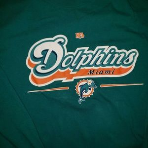 NFL Miami Dolphins Long Sleeve T-shirt